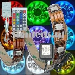 RGB ledstrip 1 meter met trafo en controller ST9