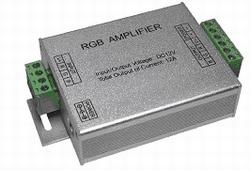 RGBW Power signaal versterker 12 ~24 Volt  per stuk