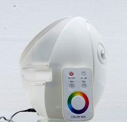 Magic color lamp met afstandsbediening