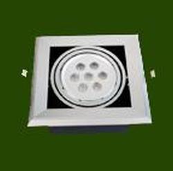 Led Inbouwspot 7 Watt 220 Volt vierkant