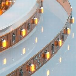 Ledstrip Wit  kleurtemp ± 4800K smd3528 met 120 leds 1meter  per meter
