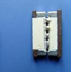 Koppelstukje om ledstrip SMD5050 te koppelen  per stuk