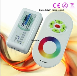 Wifi RGB controller voor ledstrips