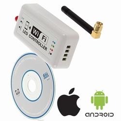 Wifi controller voor RGB ledstrips  per stuk