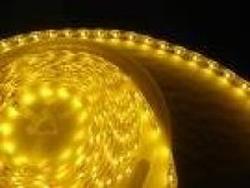 Ledstrip  Amber Geel smd3528 met 60 leds  1meter  per meter