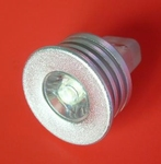 MR11 Ledlamp High power 1 Watt 12 Volt Ledspot