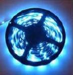 Ledstrip  Blauw  smd3528 met 60 leds   1meter per meter