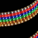 ledstrips rgb full-color 30 smd 5050 led's/mtr per meter