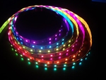 Ledstrip RGB Full-color 60 smd 5050 led's  1meter per meter