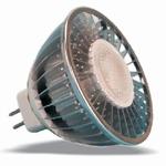 6 Watt MR16 Ledspot 12 volt Ledlamp Warmwit DIMBAAR per stuk