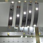 Ledstrip Wit ± 4500K smd3528 met 30 leds  1meter per meter