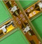 Witte ledstrip 12.000K smd3528 waterproof IP68