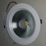 20 watt Downlight  1600 Lumen Wit 3200K