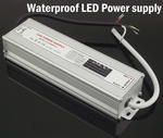 Waterproof Transformator 24V 75 watt